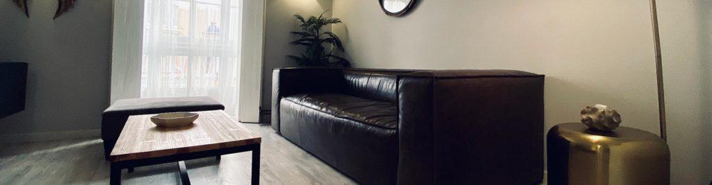 salon de apartamento suite 3 de llave del sur cadiz